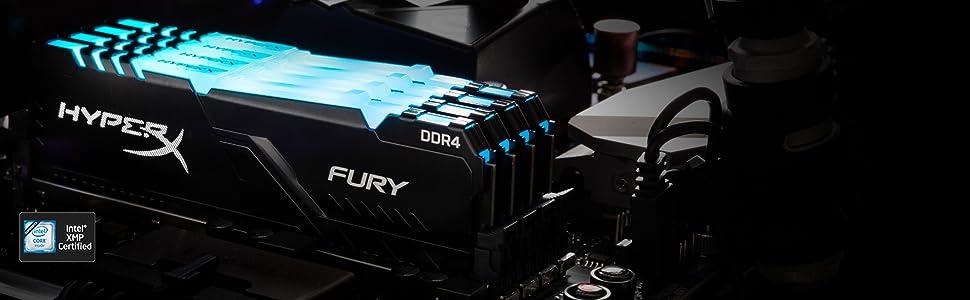 Hyperx Fury Hx426c16fb3a 8 Arbeitsspeicher Dimm Ddr4 Computer Zubehör