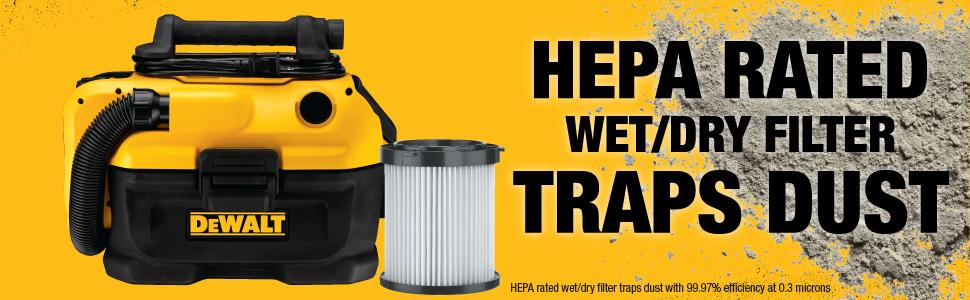HEPA Dust filter