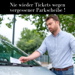 Ticket-Parkscheibe