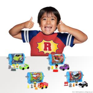 Ryans Mystery Playdate Puzzle Box Astronaut