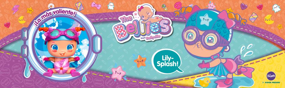 Lily-Splash