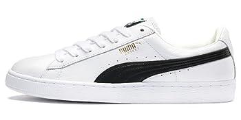 check out 5a89e a2344 Puma Herren Heritage Basket Classic Sneaker