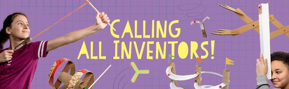 Cardboard Box Egineering Kids Science