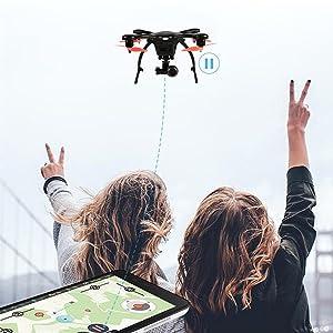 EHANG Ghost Drone Drohne, 2.0 VR: Amazon.de: Elektronik