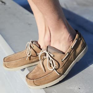 Timberland Mens Piper Cove Fg Boat Shoe