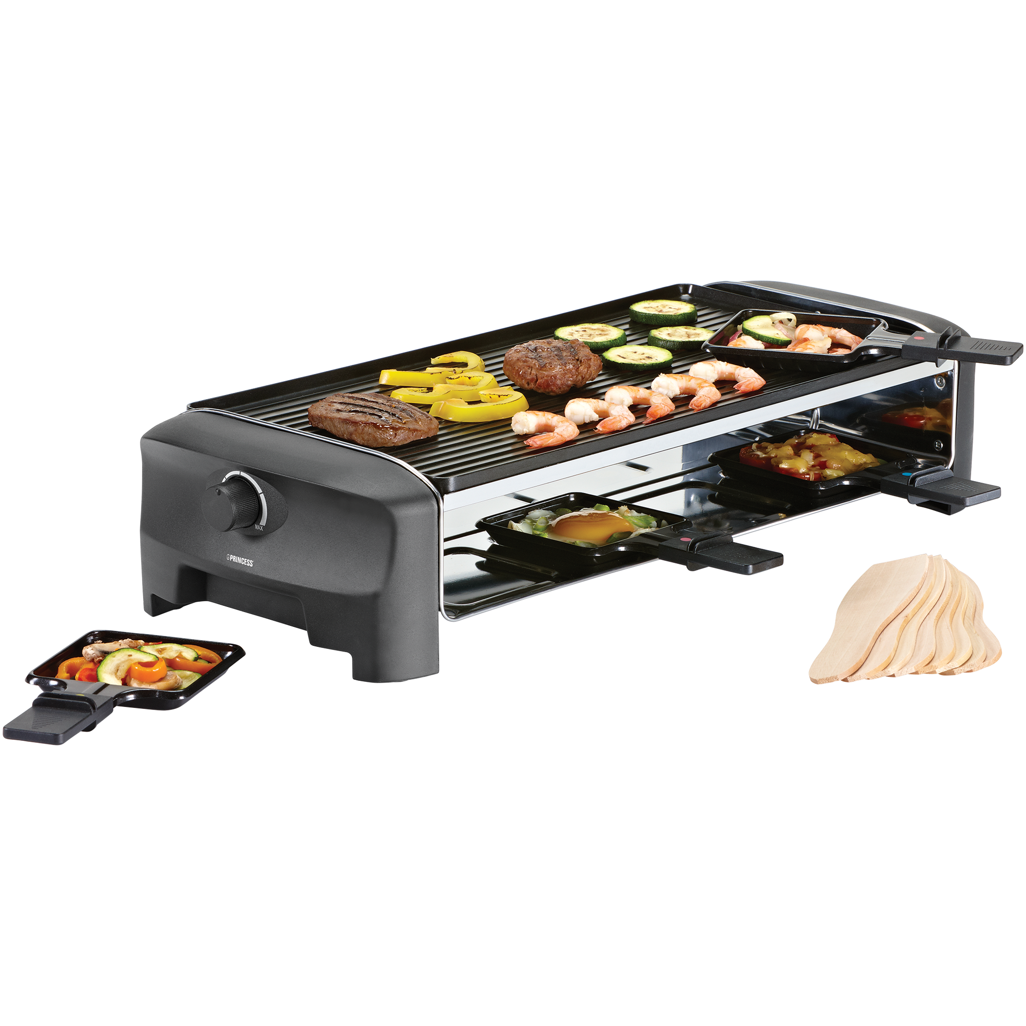 Princess 162840 Teppanyaki Party – Parrilla, Raclette y Plancha ...
