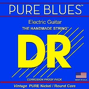 guitar, vintage, strings, guitar strings, electric guitar strings, nickel, rock, blues, pure blues