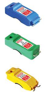 Slider Pin Breaker Lockouts Set