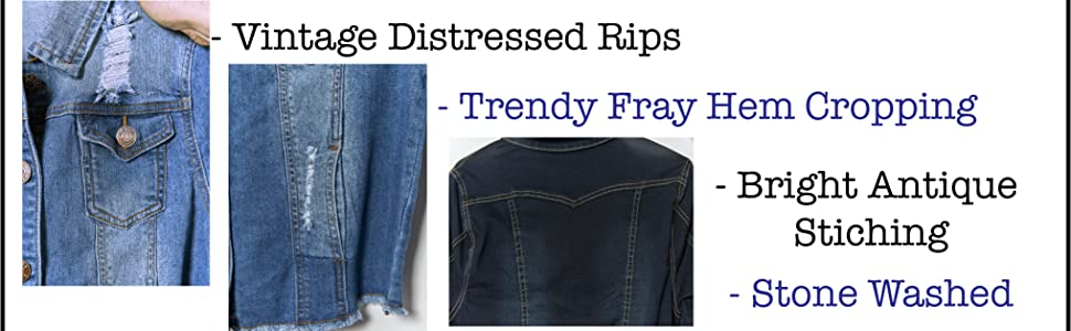 Denim Jackets for fall