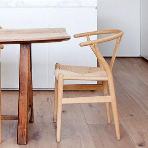 Amazon.com: ERGO mobiliario moderno de mediados Wishbone ...