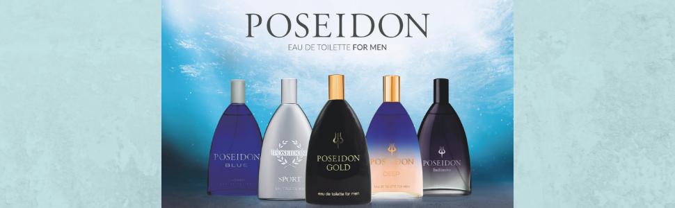 Instituto Español Poseidon Hombre Edición Indómito - Eau de Toilette 150 ml: Amazon.es: Belleza