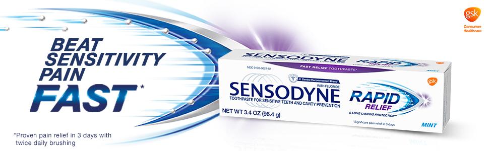 Sensodyne Rapid Relief