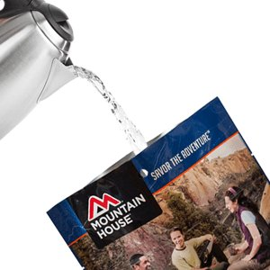 Mountain House add water to product image