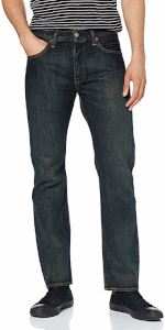 jeans levis azul