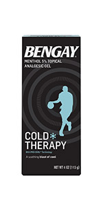 Bengay Cold Therapy Topical Gel