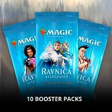 Ravnica Allegiance 10 booster packs