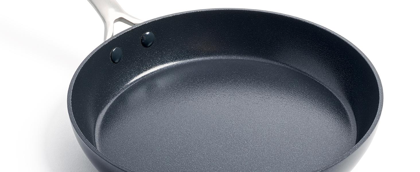 GreenPan, Fusion Pro, Healthy Ceramic Nonstick, textured surface, cookware, pfoa, hard anodized