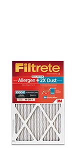 Micro Allergen + 2X Dust - 1000D MPR