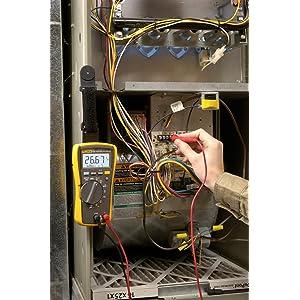 Fluke Thermal Imaging Camera and Multimer