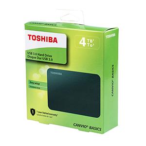 Amazon.com: Toshiba Canvio Basics: Computers & Accessories