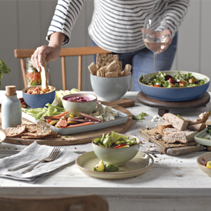denby heritage collection entertaining dinnerware