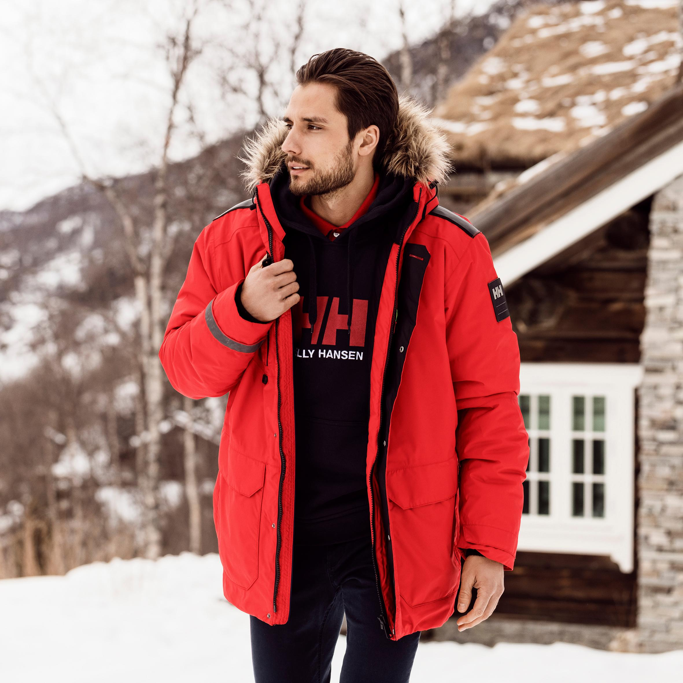 040642ab907 Helly Hansen Waterproof Svalbard Parka Jacket