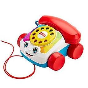 Fisher-Price - Le téléphone animé - Jouet d'éveil