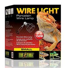 wirelight;reptil;iluminacion;portalamparas;exoterra