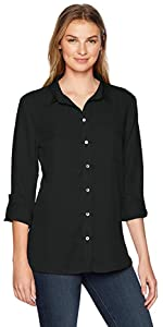 Slimsation Cuffed Long Sleeve Shirt