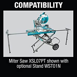 compatibility miter saw with stand WST01N optional