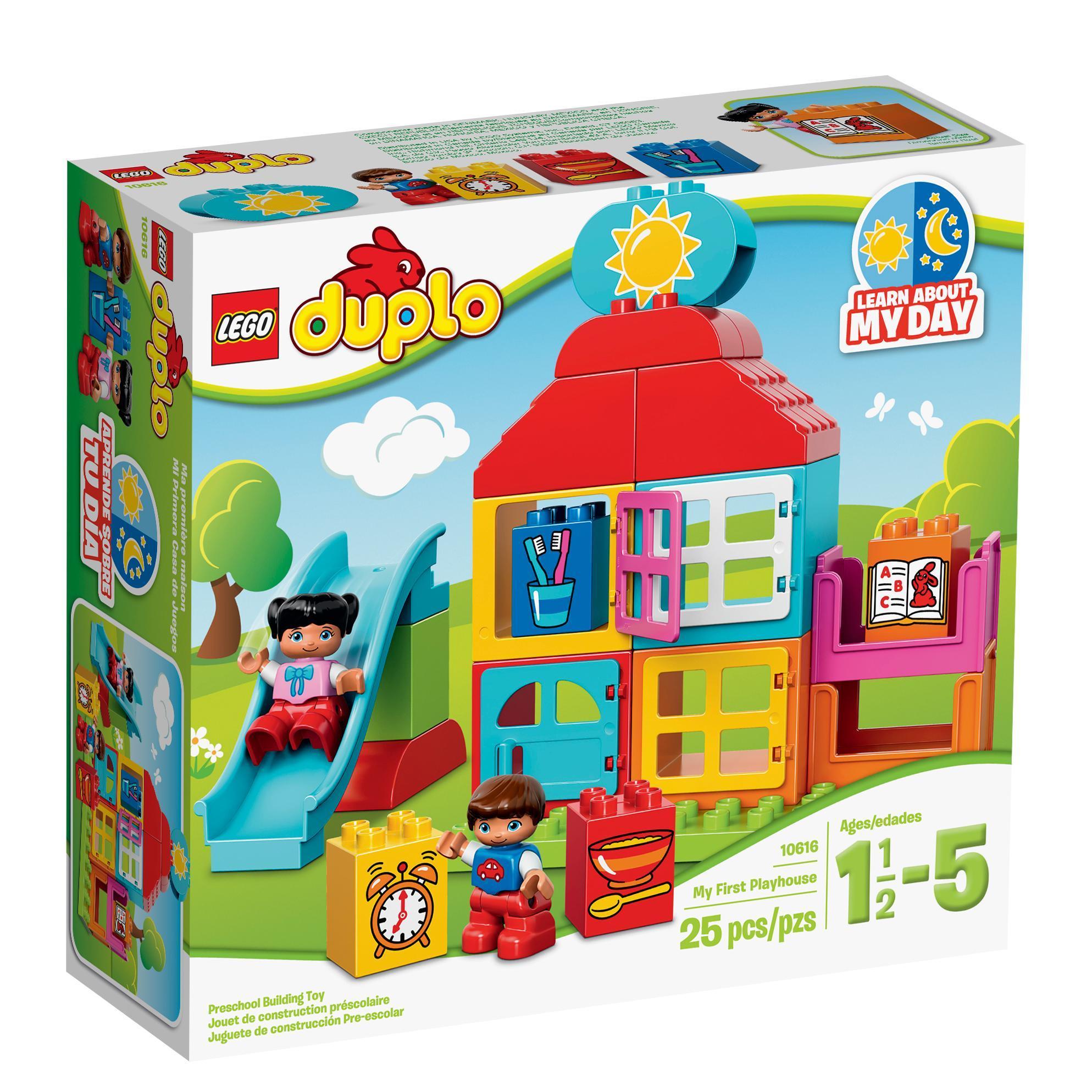 s Duplo LEGO Duplo Mi Primer Tractor 12 Pieza Niño/niña 5 año Juegos de construcción s 1,5 año s