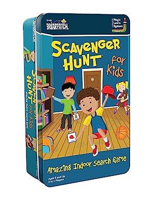 Amazon.com: Scavenger Hunt for Kids: Toys & Games