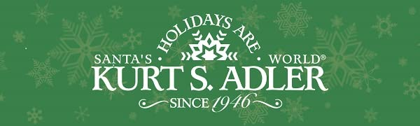 Kurt S. Adler Santa's World