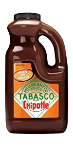 Tabasco Chipotle Pepper Sauce Chilli Smoke Smoky Grill Grilled Flavour BBQ Marinade