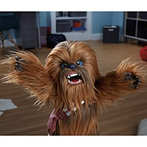 Star Wars Chewbacca FurReal Ultimate Co-Pilote Chewie