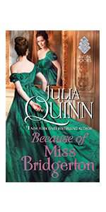 Bridgerton, Julia Quinn, regency romance