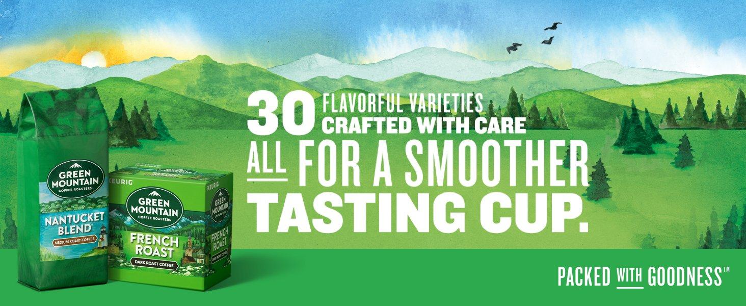 Green Mountain Coffee Roasters, GMCR, keurig k cup pods, kcups, coffee pods, k-cup keurig, kuerig