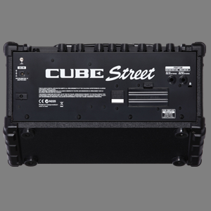 BOSS Cube Street - Amplificador de guitarra, color negro: Amazon ...