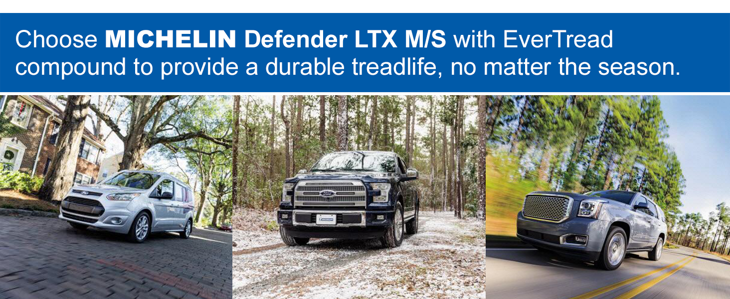 Why Choose Michelin Defender