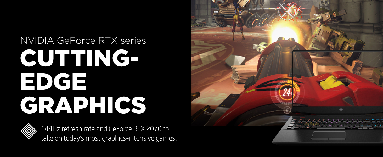 cutting edge graphics nvidia geforce rtx 2070 intensive games