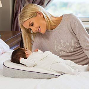 cuña cuna bebe, colchon para reflujo, colchon reflujo bebe, colchon cuna antireflujo,