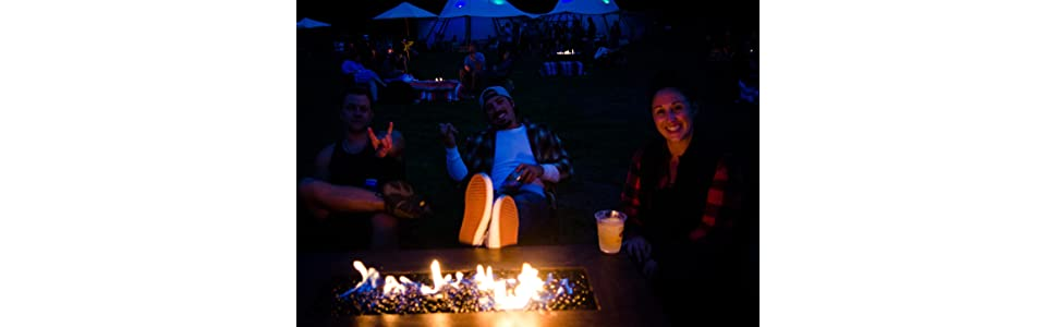 Amazon Com Camp Chef Fp40g Monterey Propane Fire Table