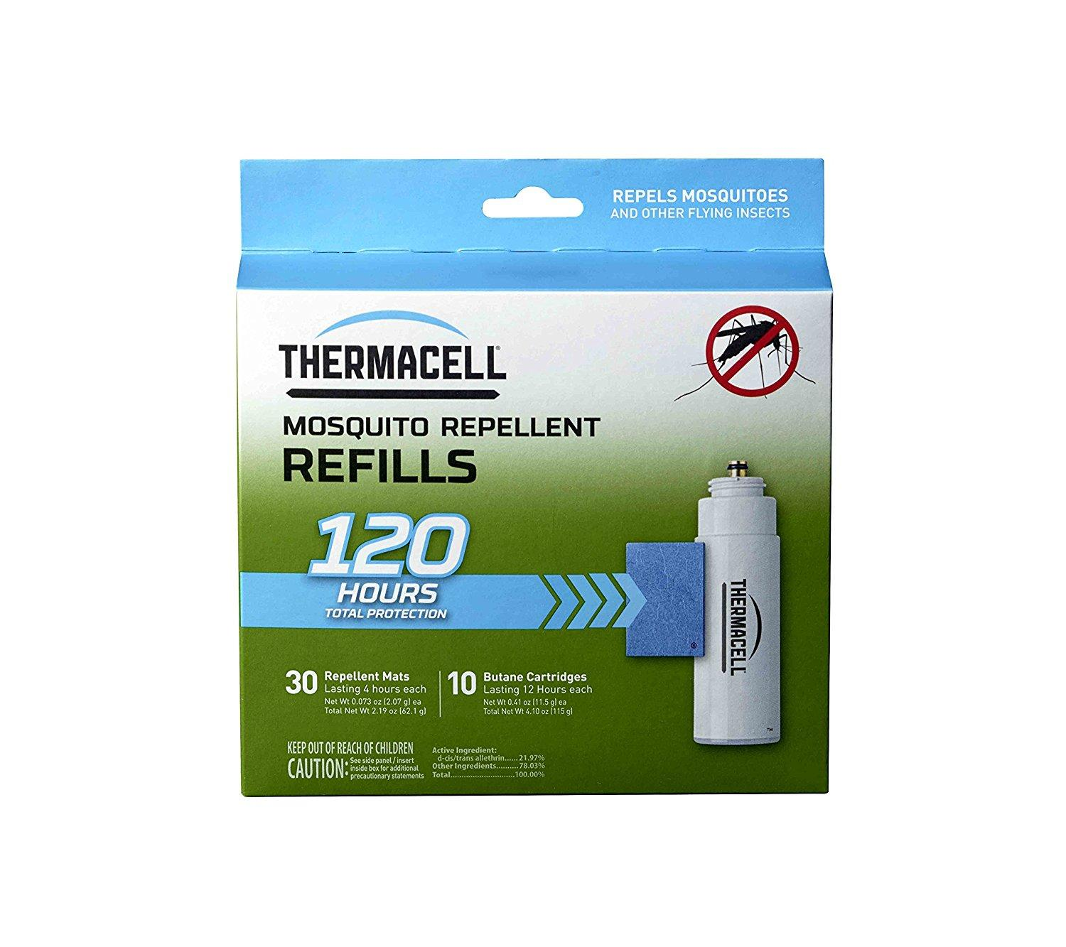 Amazon Com Thermacell R 10 Mosquito Repeller Refill 120