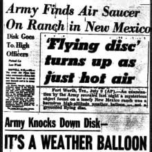 roswel new mexico, ufo crash, alien, flying saucer