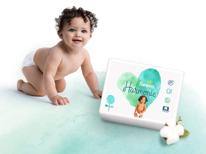 Pampers Pure Nappies