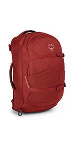 e5c16d2084 Osprey Farpoint 80 Zaino valigia: Amazon.it: Sport e tempo libero