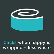 nappy bin, nappy bin liner, nappy bin refill