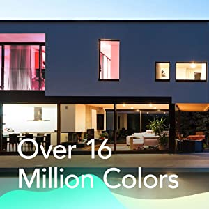 Over 16 Million Colors