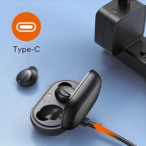 USB-C earbuds