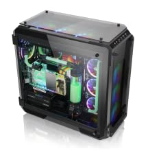 thermaltake view 71 rgb tempered glass 5mm ring plus 12 14